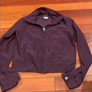 Nike small purple jacket
